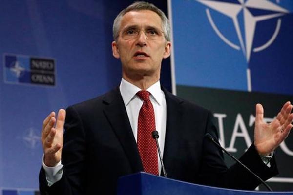 Столтенберг: расширение НАТО продиктовано Россией