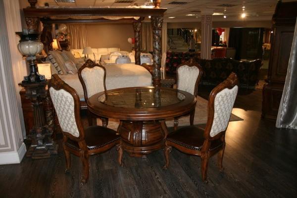 Салоны элитной американской мебели MANSION