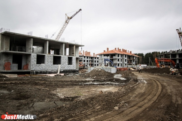 За 8 месяцев — 500 тысяч квадратов. К 1 сентября в Екатеринбурге ввели полмиллиона кв. м жилья