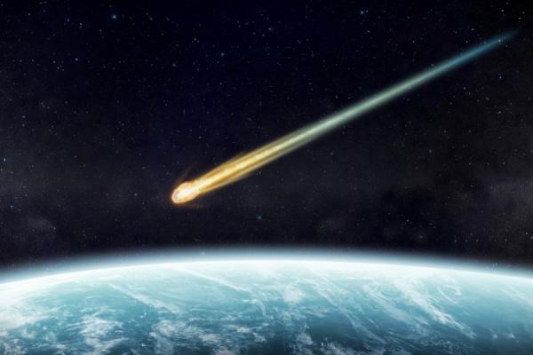 Данной ночью над Кипром взорвался метеорит