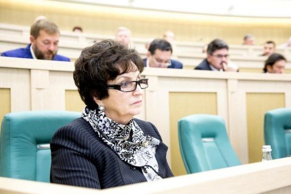 МИДРФ ввосторге отназначения Кузнецовой детским омбудсменом