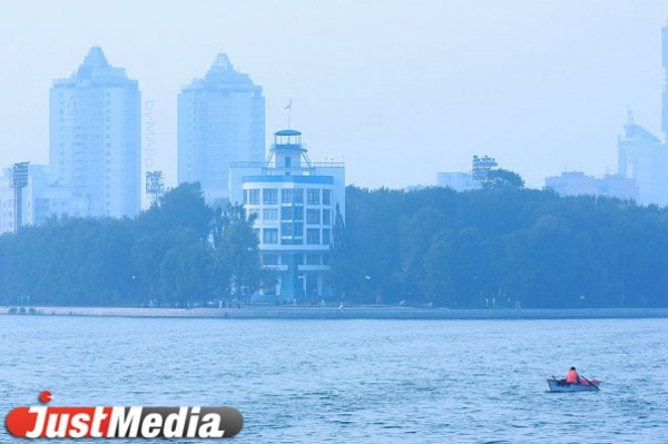 Екатеринбург с высоты птичьего полета можно увидеть на официальном портале города