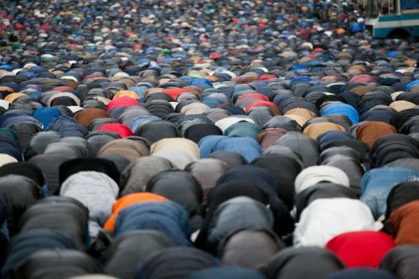Президент Российской Федерации поздравил мусульман спраздником Курбан-байрам