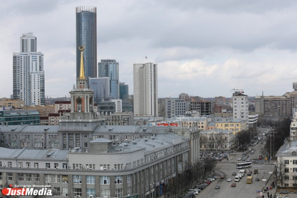 «Мы занимаемся визуализацией Екатеринбурга». Мэрия создала интерактивную панораму города
