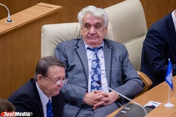 Из-за «пририсованных закорючек» Верховный суд окончательно снял с выборов свердловского единоросса Анатолия Павлова