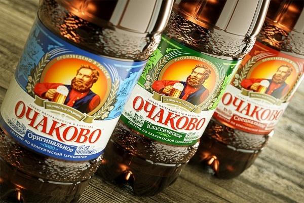 Поставки российского пива на Украину растут