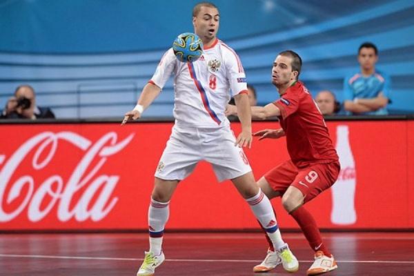 Вторая победа подряд! Мини-футбольная сборная России обыграла Египет на ЧМ-2016