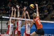 Команда Азербайджана отказалась выступать на Кубке Ельцина по волейболу. Ее место займет краснодарское «Динамо»
