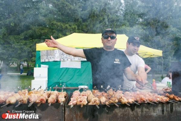 Фестиваль барбекю и Неделя туризма на Урале вошли в число лучших турпроектов УрФО и Приволжья