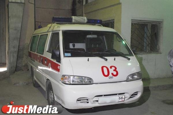 ВНижнем Тагиле «девятка» протаранила автобус: один человек умер
