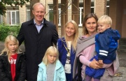 В Екатеринбурге единороссы идут на выборы целыми семьями