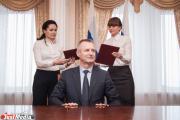 Глава избиркома Чайников официально подтвердил лидерство вице-премьера Власова в Асбестовском округе