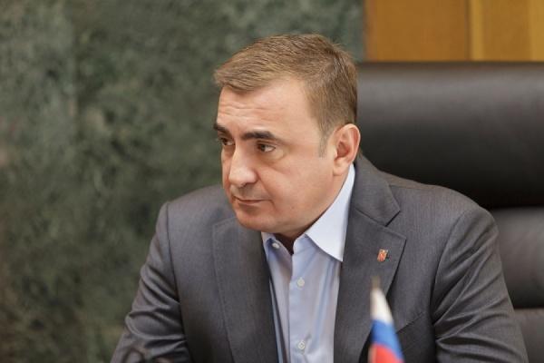 Алексей Дюмин победил на выборах губернатора Тульской области