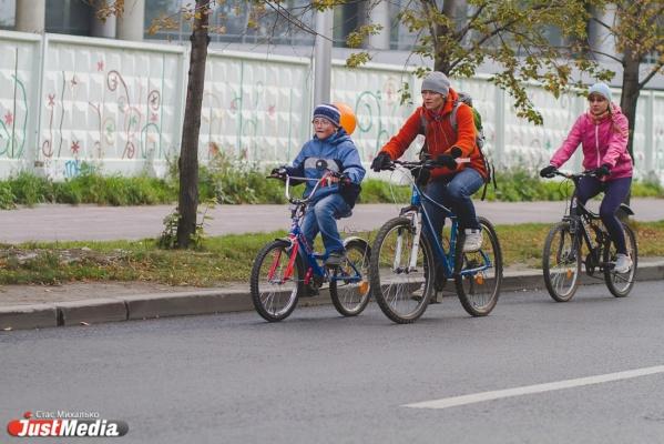 Мэрия призывает екатеринбуржцев 22 сентября пересесть с автомобилей на велосипеды