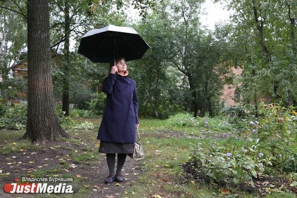 Градостроитель Марина Сахарова: «Когда пасмурно, архитектурные красоты становятся ярче». В Екатеринбурге облачно и небольшой дождь. ФОТО, ВИДЕО