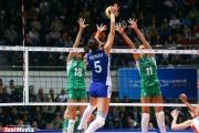 Россиянки разгромили сборную Турцию в первый день Кубка Ельцина-2016