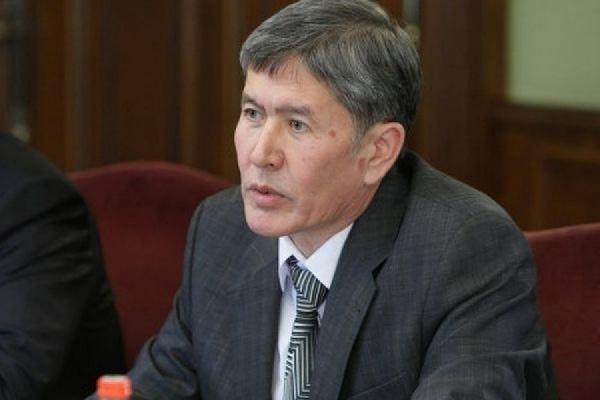 Президент Киргизии Атамбаев находится на лечении в Турции