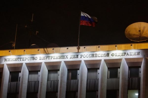 Владимир Путин сократил численность МВД