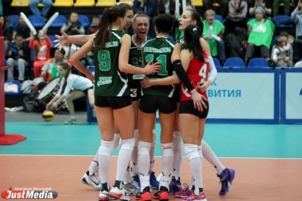 Сборная России по волейболу заняла второе место на Кубке Ельцина-2016