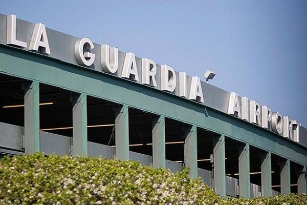Аэропорт в Нью-Йорке частично эвакуирован