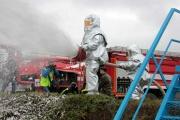 Спасатели ликвидировали на БАЭС последствия «землетрясения»