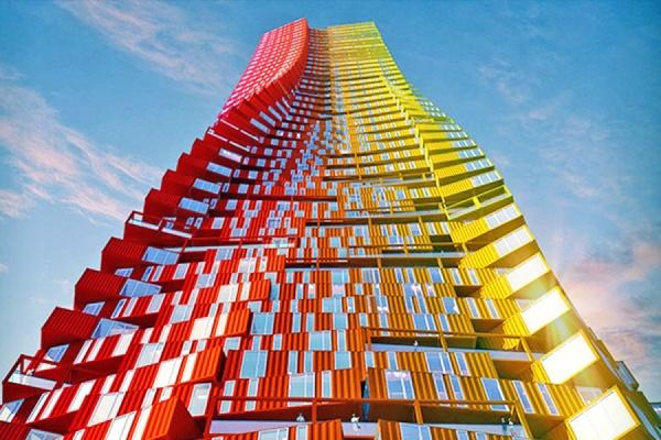Автор деревянных небоскребов выступит на международном форуме в Екатеринбурге