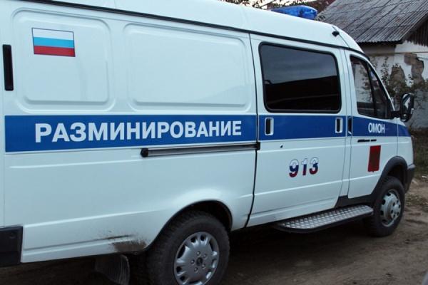 В поселке Октябрьском на приусадебном участке нашли мины