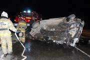 Массовое ДТП вблизи Каменска-Уральского: столкнулись шесть автомобилей, один человек погиб, двое ранены