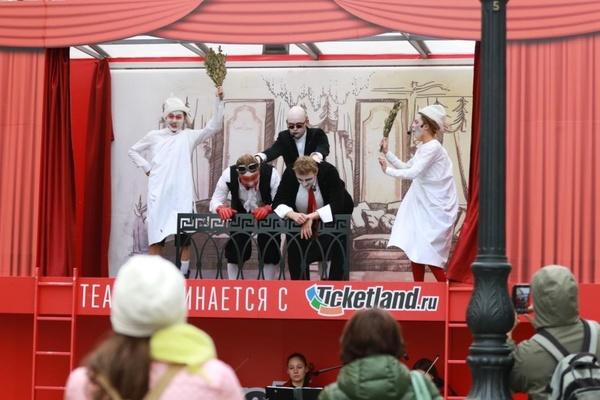 Театрейлеры могут запустить по всему Санкт-Петербургу
