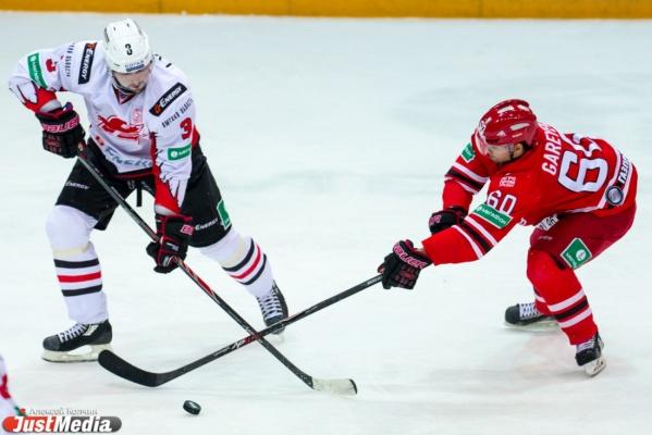 Нижегородское «Торпедо» обыграло «Автомобилист» вматче КХЛ