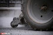 Запланированный ремонт дорог в Екатеринбурге окончен на 86%