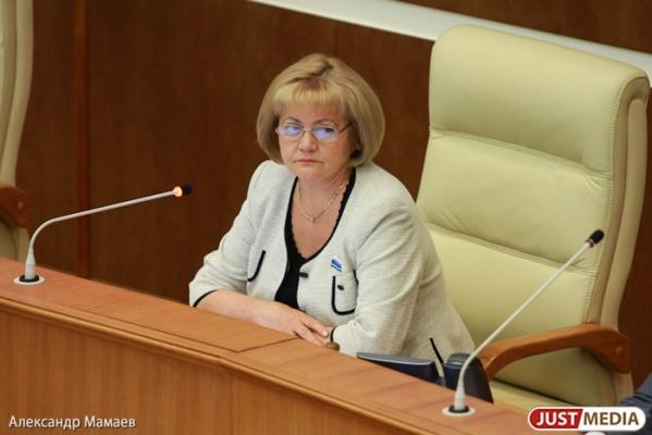 «Справедливая Россия» пытается отобрать мандат у главного претендента на пост спикера заксобрания