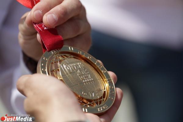 Олимпийские чемпионы Свердловской области будут получать каждый месяц 4тыс.руб.