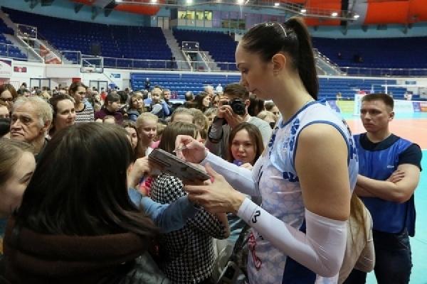 «Это был прекрасный праздник». Екатерина Гамова провела в Казани прощальный матч