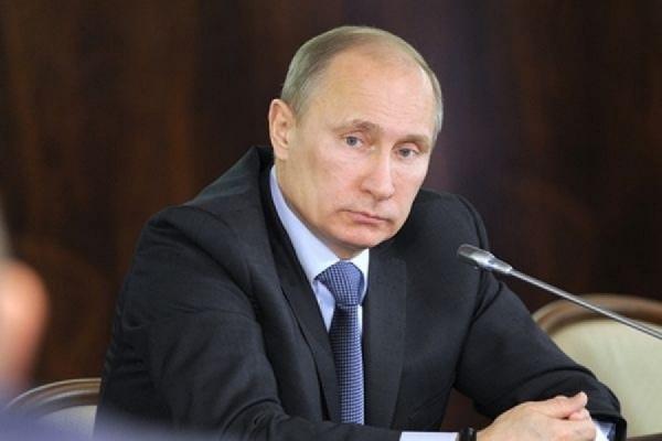 Владимир Путин поздравил руководство ФРГ сДнём немецкого единства