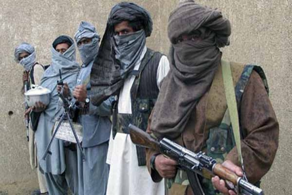 Талибы начали наступление на севере Афганистана