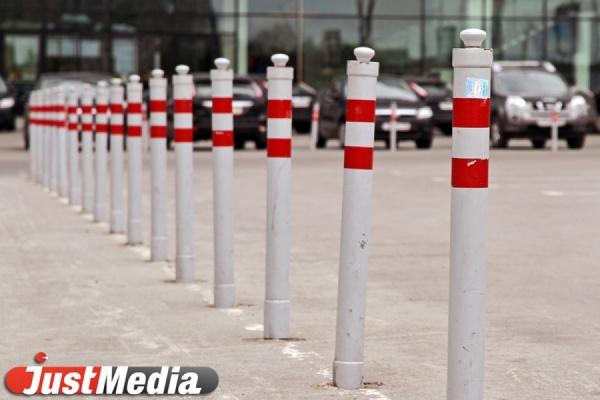 ВЕкатеринбурге на 3-х дорогах запретят останавливаться