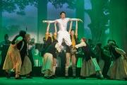 «Здравствуй, Маша, я — Дубровский!» Премьера «энергетического» мюзикла по знаменитому произведению Пушкина прошла в Екатеринбурге