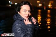 Директор EverJazz Ирина Щетникова: «Прохладная и дождливая осень — это как глоток свежего воздуха». В Екатеринбурге пасмурно и +8 градусов. ФОТО, ВИДЕО
