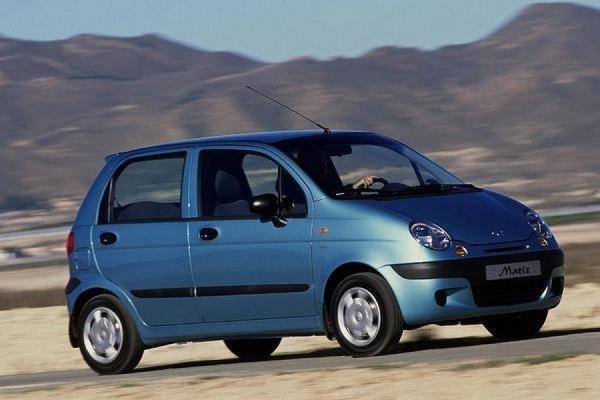 Место самого доступного автомобиля вакантно! Российский рынок покидает Matiz
