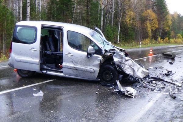 Скончалась еще одна пострадавшая в ДТП на автодороге Первоуральск—Шаля