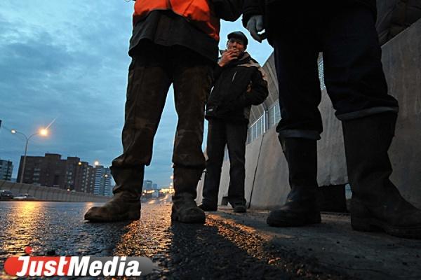 В Екатеринбурге начали вводить в эксплуатацию отремонтированные и вновь проложенные дороги