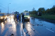 Туман и дождь спровоцировали серию ДТП на Среднем Урале. ГИБДД призывает водителей ездить «по погоде»