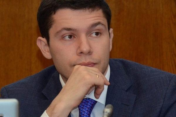 Путин подписал указ о назначении самого молодого губернатора России