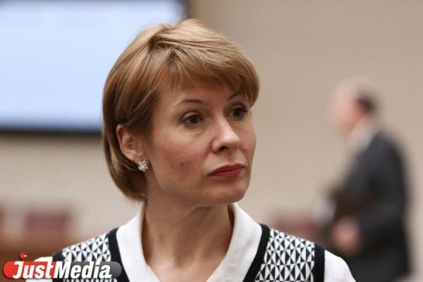 «Единую Россию» всвердловском Заксобрании возглавит Чечунова