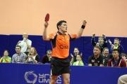 Теннисисты «УГМК» одержали волевую победу в первом матче Лиги чемпионов