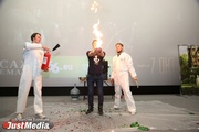 Научно-фантастическим шоу презентовали фильм Тима Бертона в «Пассаж-Синема»