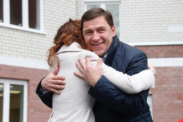 Обманутые дольщики получили жилье на Хрустальногорской