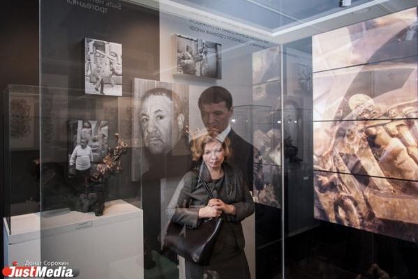 Мемориальная доска Эрнсту Неизвестному появится в Екатеринбурге в годовщину его смерти