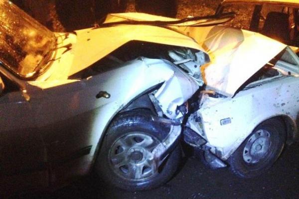 В Реже пьяный водитель «Волги» влетел в «пятерку». Один человек погиб, двое в больнице